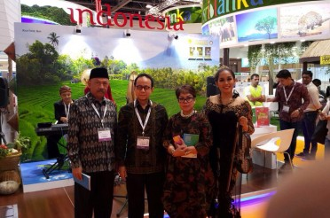 Indonesia Promotes Halal Tourism in the Arabian Travel Market