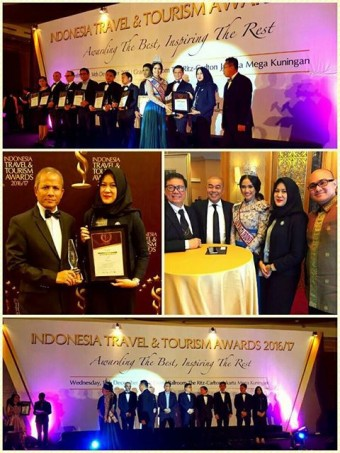 Sofyan Cut Meutia Hotel Winner of the Indonesia Travel and Tourism Awards